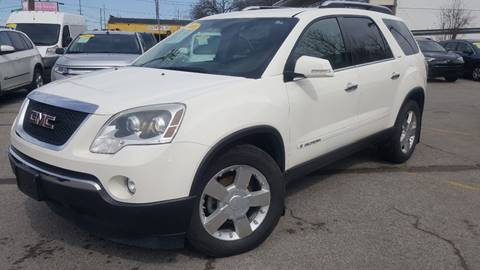2008 GMC Acadia for sale at A & A IMPORTS OF TN in Madison TN