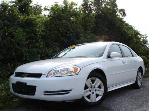 2011 Chevrolet Impala for sale at A & A IMPORTS OF TN in Madison TN
