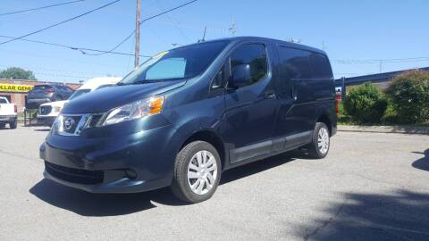 2019 Nissan NV200 for sale at A & A IMPORTS OF TN in Madison TN