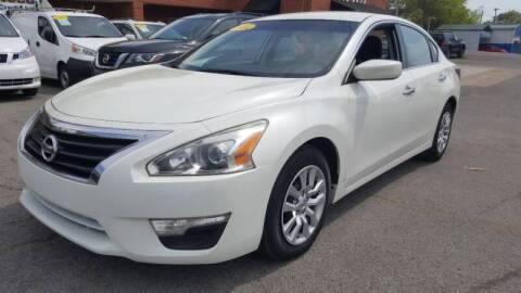 2014 Nissan Altima for sale at A & A IMPORTS OF TN in Madison TN