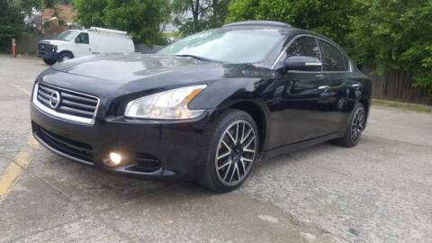2012 Nissan Maxima for sale at A & A IMPORTS OF TN in Madison TN