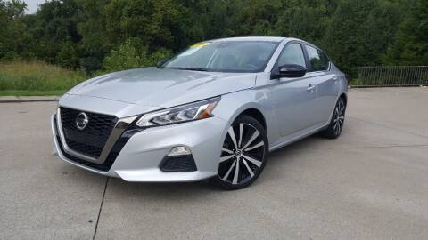 2020 Nissan Altima for sale at A & A IMPORTS OF TN in Madison TN