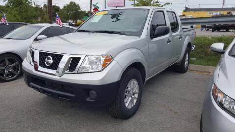 2019 Nissan Frontier for sale at A & A IMPORTS OF TN in Madison TN