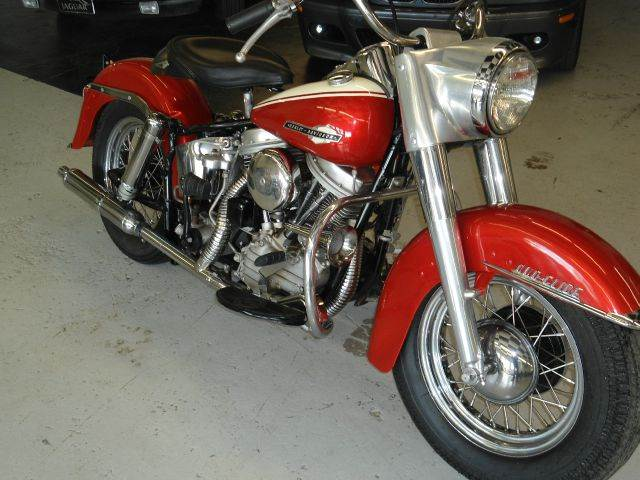 1963 Harley-Davidson duo glide pan head for sale at Ohio Motor Cars in Parma OH