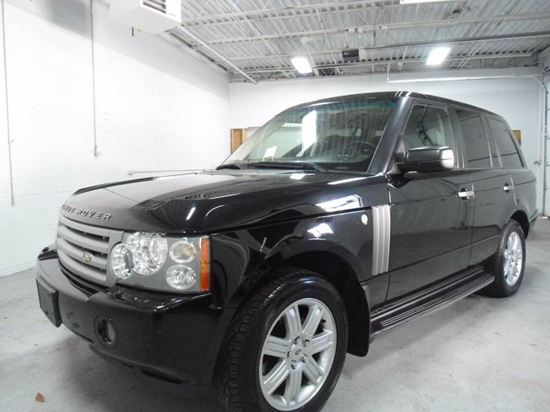 2008 Land Rover Range Rover for sale at Ohio Motor Cars in Parma OH