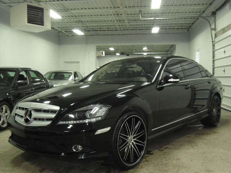 2007 Mercedes-Benz S-Class for sale at Ohio Motor Cars in Parma OH