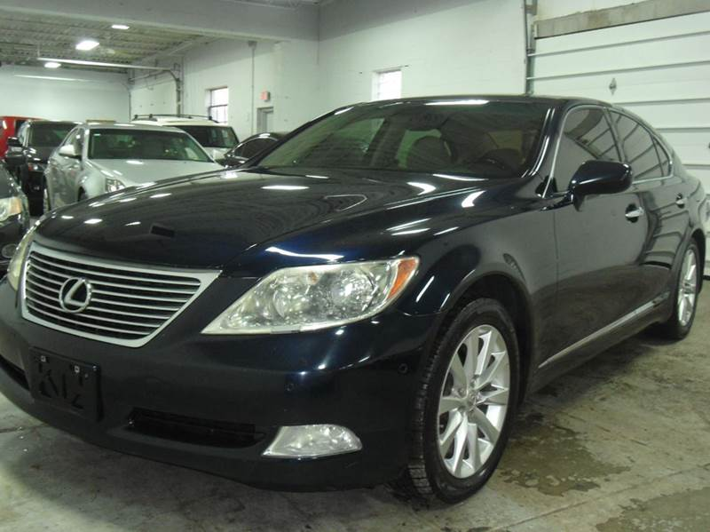 2008 Lexus LS 460 for sale at Ohio Motor Cars in Parma OH
