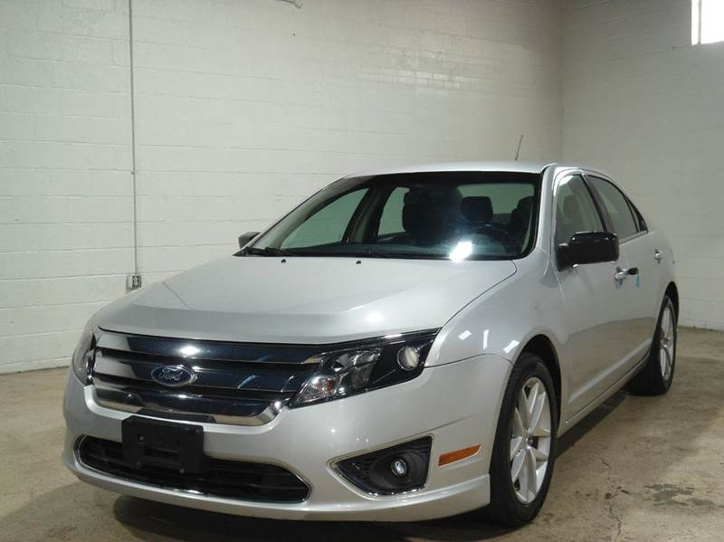 2011 Ford Fusion for sale at Ohio Motor Cars in Parma OH