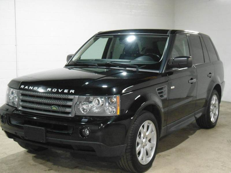 2009 Land Rover Range Rover Sport for sale at Ohio Motor Cars in Parma OH