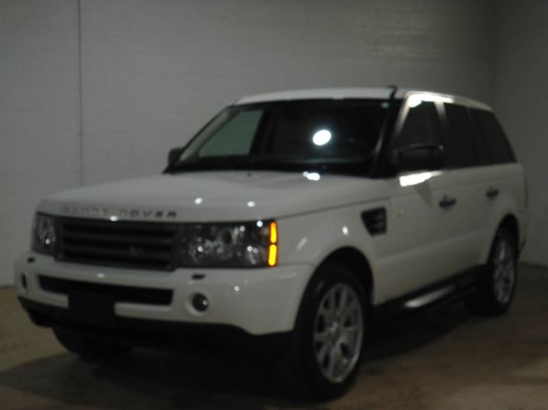 2007 Land Rover Range Rover Sport for sale at Ohio Motor Cars in Parma OH