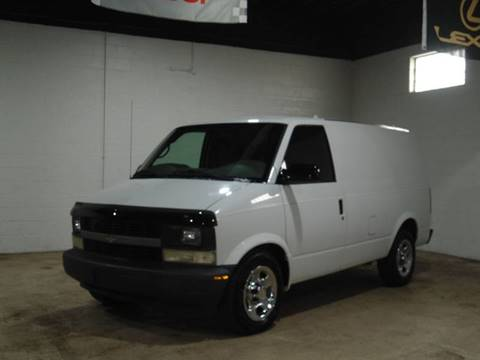 2004 Chevrolet Astro Cargo for sale in Parma, OH