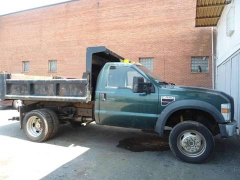 2008 Ford F-550 Super Duty for sale in Parma, OH