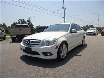 2010 Mercedes-Benz C-Class for sale in Fayetteville, NC