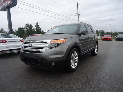 2011 Ford Explorer for sale in Fayetteville, NC