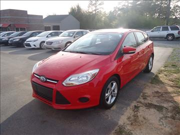 2013 Ford Focus for sale in Fayetteville, NC