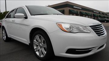 2013 Chrysler 200 for sale in Fayetteville, NC