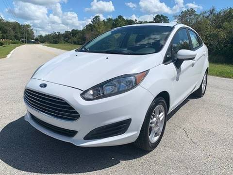 2019 Ford Fiesta for sale in Land O Lakes, FL