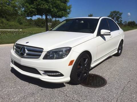 2011 Mercedes-Benz C-Class for sale in Land O Lakes, FL