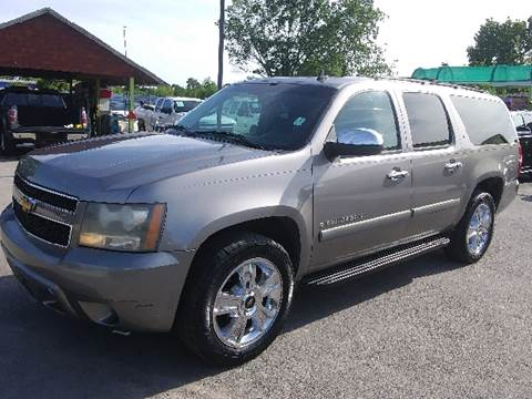 2007 Chevrolet Suburban for sale at RODRIGUEZ MOTORS CO. in Houston TX