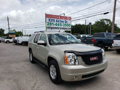 2014 GMC Yukon for sale in Houston, TX