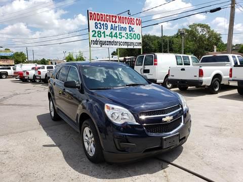 2015 Chevrolet Equinox for sale in Houston, TX