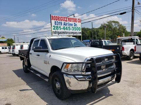 2014 RAM Ram Pickup 2500 for sale in Houston, TX