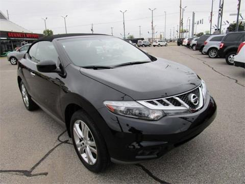 2011 Nissan Murano CrossCabriolet for sale in Henderson, KY