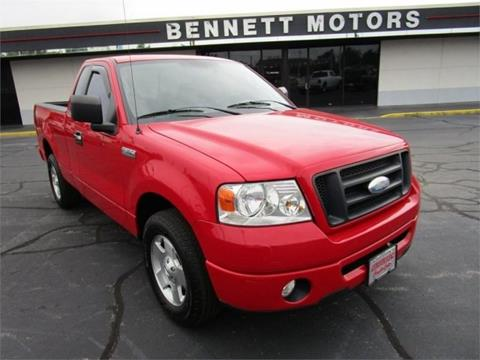 2007 Ford F-150 for sale in Henderson, KY