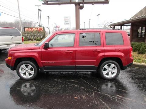 2014 Jeep Patriot for sale in Henderson, KY