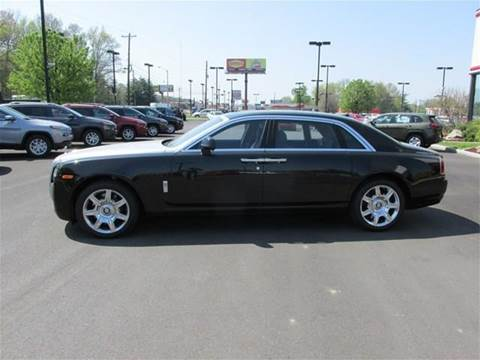 2013 Rolls-Royce Ghost