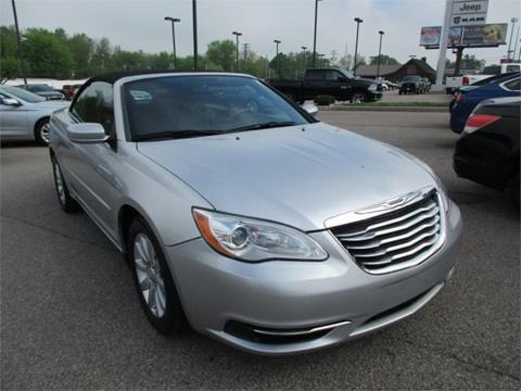 2012 Chrysler 200 Convertible for sale in Henderson, KY