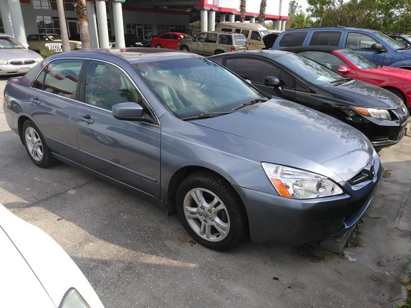 Honda Accord 2007 EX L 4dr Sedan (2.4L I4 5A)