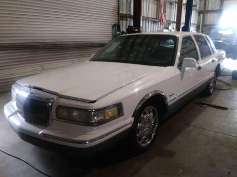 1997 Lincoln Town Car For Sale In Sarasota Fl Carsforsale Com