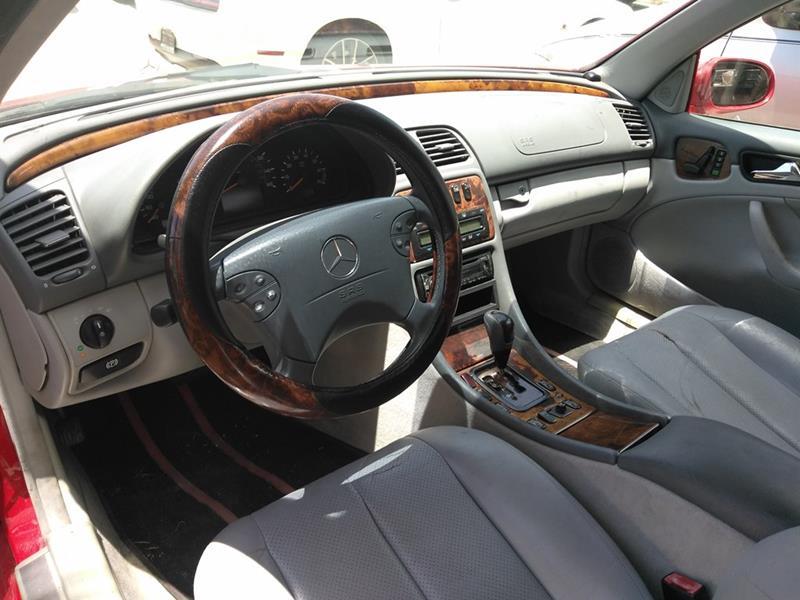 2002 Mercedes Benz Clk CLK 320 2dr Cabriolet In Sarasota FL