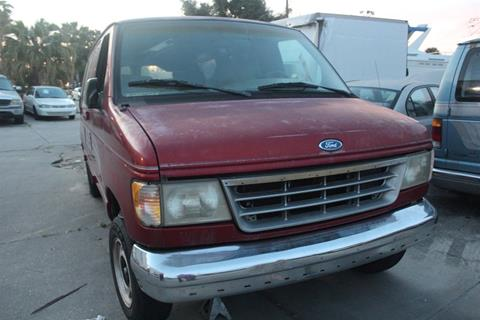 1996 Ford E-Series Cargo for sale in Sarasota, FL