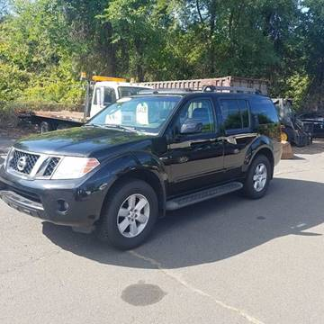 2008 Nissan Pathfinder for sale in New Britain, CT