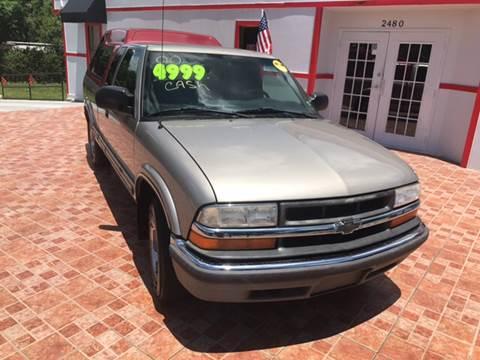 2000 Chevrolet S-10 for sale in Orange City, FL