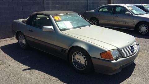 1991 Mercedes-Benz 300-Class for sale in Apache Junction, AZ
