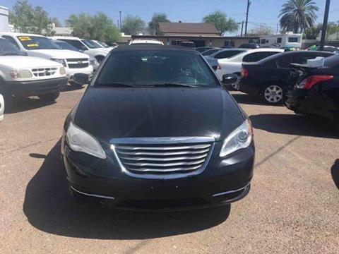2011 Chrysler 200 Convertible for sale in Apache Junction, AZ