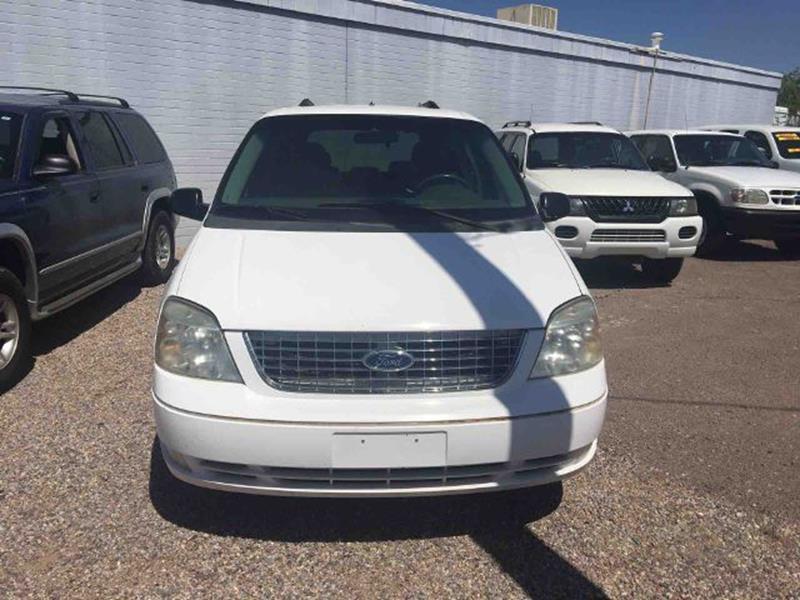 Ford Freestar SEL Dr Mini Van In Apache Junction AZ ST - 2006 freestar