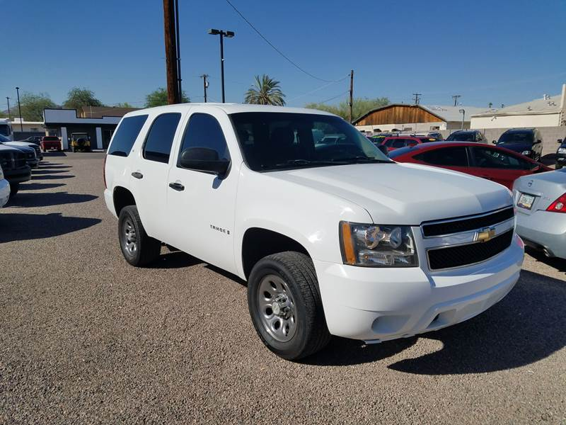 2009 Chevrolet Tahoe for sale at 1ST AUTO & MARINE in Apache Junction AZ