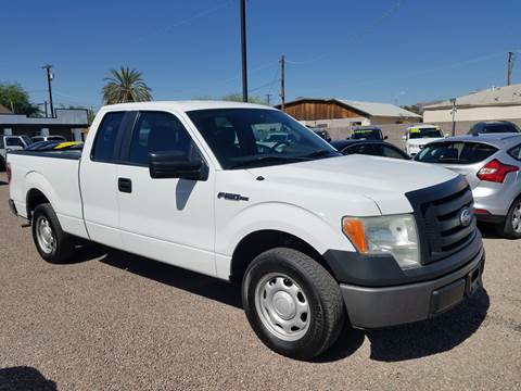 2010 Ford F-150 for sale at 1ST AUTO & MARINE in Apache Junction AZ