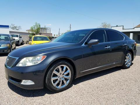 2008 Lexus LS 460 for sale at 1ST AUTO & MARINE in Apache Junction AZ
