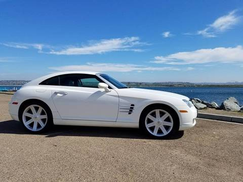 2004 Chrysler Crossfire for sale at 1ST AUTO & MARINE in Apache Junction AZ
