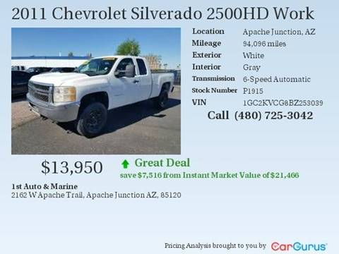 Chevrolet Used Cars Boats For Sale Apache Junction 1st Auto Marine