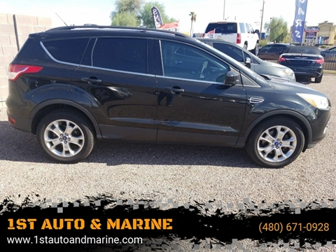 2013 Ford Escape for sale in Apache Junction, AZ