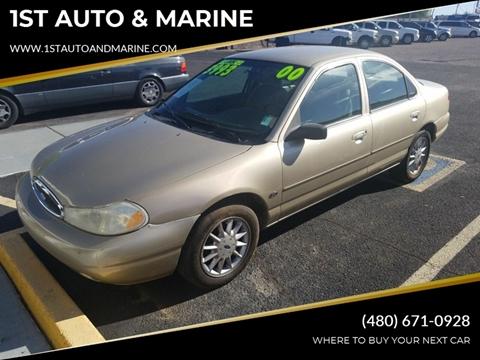 2000 Ford Contour for sale in Apache Junction, AZ