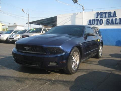 2011 Ford Mustang for sale in Bellflower, CA