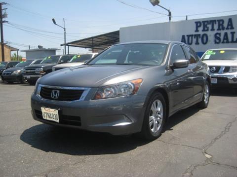 2009 Honda Accord for sale in Bellflower, CA