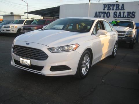 2013 Ford Fusion for sale in Bellflower, CA
